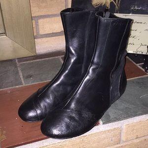 Patagonia Bandha Black Boots Size 8.5